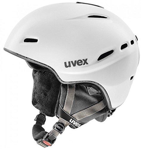 UVEX Helm Hypersonic, White Mat, 55-58 (M) cm, S56.6.144.1105