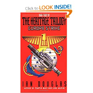 Europa Strike: Book Three of the Heritage Trilogy by Ian Douglas