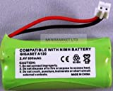 Battery for Siemens gigaset A165, 2,4V, NiMH