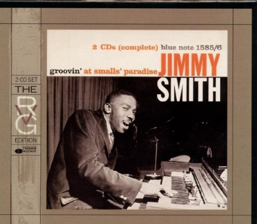 Groovin' at Smalls' Paradise by Jimmy Smith