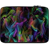 Snoogg Colourful Smoke 2431 10 To 10.6 Inch Laptop Netbook Notebook Slipcase Sleeve