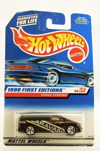 hot-wheels-1998-first-editions-dodge-caravan-purple-custom-paint-4-of-40-cars-collector-633-limited-