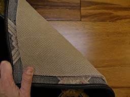 5\'x7\' Multiple Sizes. AREA RUG PAD. Durable, Reversible for hard surfaces and carpet. Authentic Mohawk Rug Assist II. kx27a. REVERSIBLE Rug Cushion. Premium FELT Jute padding with RUBBER backing. For hard surface floors, area rugs, runners and carpet.