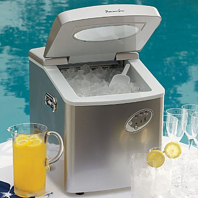 Countertop Ice Maker Price : Low prices !!portable countertop ice maker Portable Ice Maker-Platinum ...