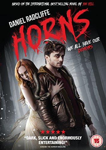 Horns [DVD] [2015]