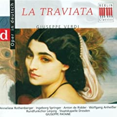 La traviata: Act II: Avrem lieta maschere la notte