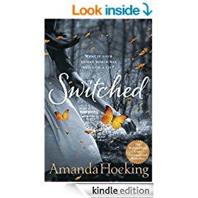 Switched: Book One in the Trylle Trilogy (Trylle Trilogy 1)