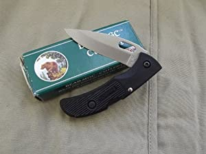 Bear MGC Cutlery Pocket Knife 402L USA Red LED Light