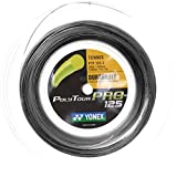 Yonex(ヨネックス) ポリツアープロ 200Mロール 硬式テニス ポリエステル ガット PTP125-2/1.25mm/グラファイト [並行輸入品]