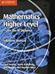 Mathematics for the IB Diploma Higher...