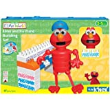 Sesame Street Elmo's World Elmo & His Piano Building Set