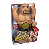 The Rock WWE Brawlin' Buddies Action Plush Figure