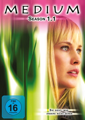 Medium - Season 1, Vol. 1 [2 DVDs]