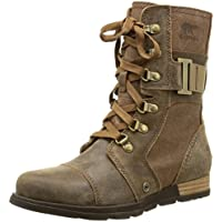 Sorel Women's Major Carly Boots - Nutmeg / Flax