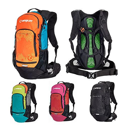 2015 Amplifi Stratos MK II Hydration Backpack Red / Rose L/XL