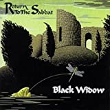 Return to the Sabbat by Black Widow [Music CD]