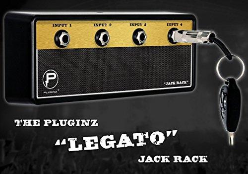 Pluginz Jack Rack Legato Keyholder · Articolo da regalo