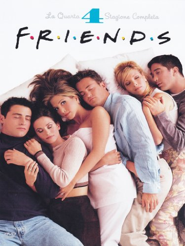 Friends Stagione 04 Episodi 074-097 [5 DVDs] [IT Import]
