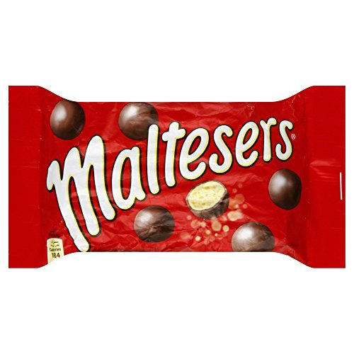 Mars Maltesers 37g x 5 Pack (English Chocolate Biscuits compare prices)