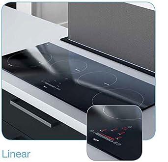best linear ceranfeld induktion autark db843. Black Bedroom Furniture Sets. Home Design Ideas