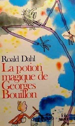 La potion magique de George Bouillon