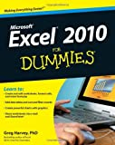 Excel 2010 For Dummies (0470489537) by Harvey, Greg