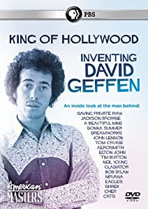 King Of Hollywood - Inventing David Geffen [DVD]