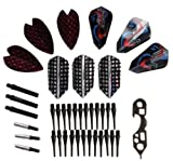 Halex Accessories & Tune Up Kit for Soft Tip Darts