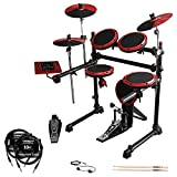 ddrum DD1 Complete Electronic Drum Kit with ChromaCast 10ft...