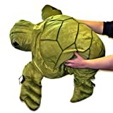 85cm Giant Soft Toy Turtle Stuffed Plush Animal Suitable for any age 0