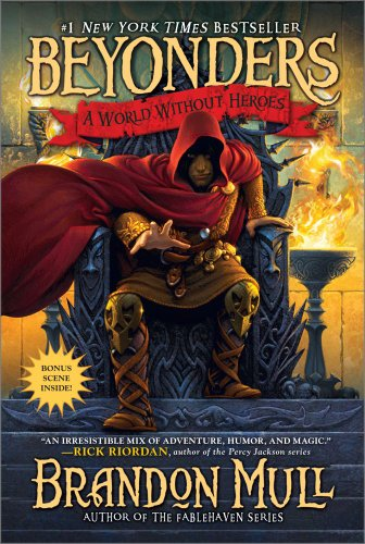 A World Without Heroes (Beyonders), Brandon Mull