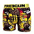 FREEGUN Boxer gar�on ZOM - 12/14A, Jaune