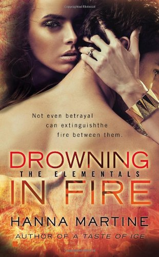 Image of Drowning in Fire (The Elementals)