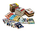 MLB Baseball Card Collectors Box with Over 500 Cards - Great Mix of Rookies & Stars -Grab Box Lot - Warehouse Deal