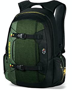 Dakine Mission 25 Litre Team Snow Backpack - Tanner Hall - One Size