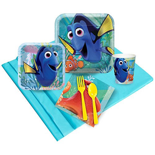 Finding Dory Party Supplies - Party Pack for 8