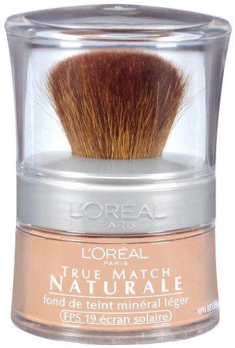 L'oreal Paris True Match Naturale Gentle Mineral Makeup, Classic Beige, 0.15-ounce, 2 Ea