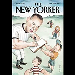 The New Yorker, February 23rd, 2009 (Jane Meyer, Evan Ratliff, Robert Sullivan) | [Jane Meyer, Evan Ratliff, Robert Sullivan]