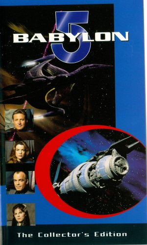 Babylon 5 the Collector's Edition {Hunter Prey  There All Honor Lies}