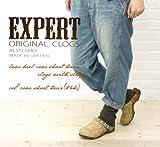 EXPERT(エキスパート) ローヒール ハラコ サボ サンダル ・NEP1051HL-0341202【レディース】 34(22.0~22.5cm) COW SHORT HAIR(84H)