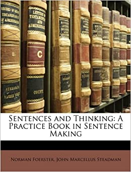 Online sentence making