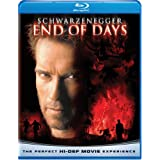End of Days [Blu-ray]by Arnold Schwarzenegger
