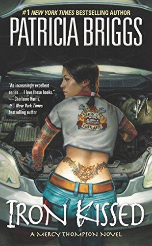 Image of Iron Kissed (Mercy Thompson, Book 3)