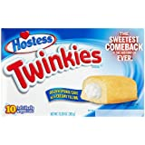 Hostess Twinkies 385 g (pack of 10)