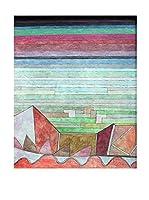 Especial Arte Lienzo Guardando nel frutteto - Klee Paul Multicolor