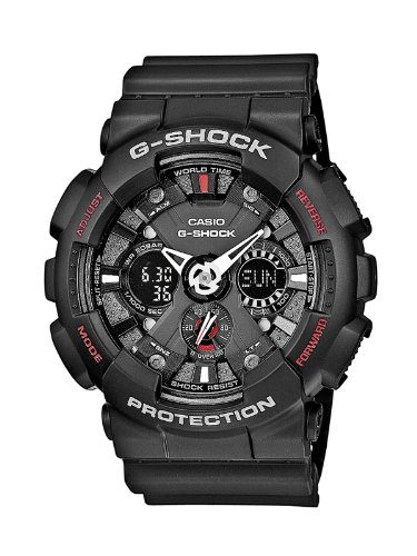 Casio G-Shock Men's Analogue-Digital Quartz Watch GA-120-1AER