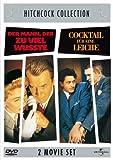 Hitchcock-Collection: Der Mann, der zuviel wußte / Cocktail für eine Leiche [2 DVDs] title=