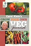 Grow Your Own Veg Journal