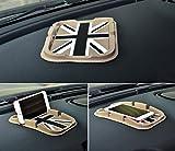 BMW MINI ミニ iphone 7 6s 6 専用 ホルダー ノン スリップ マット ブラックジャック