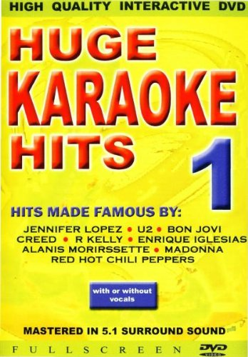HUGE KARAOKE HITS 1 [IMPORT ANGLAIS] (IMPORT) (DVD)